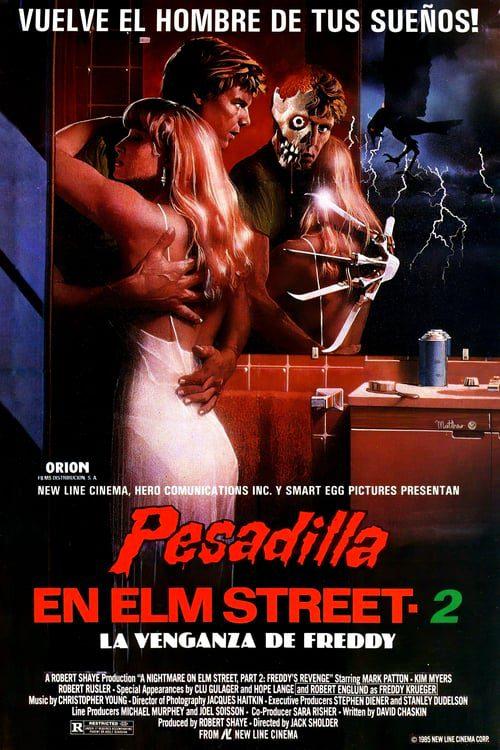 Pesadilla en Eml Street 2: La venganza de Freddy