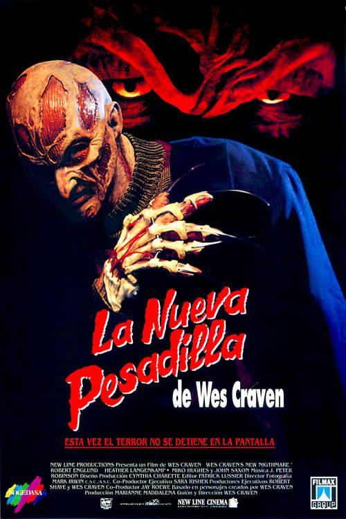 La nueva pesadilla de Wes Craven