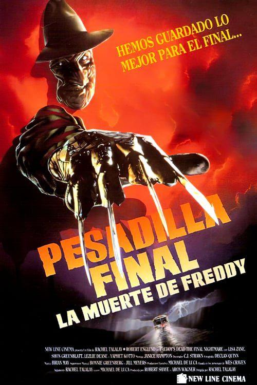 Pesadilla en Elm Street 6: La muerte de freddy