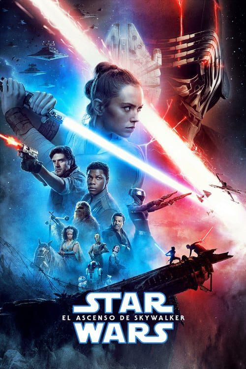 Star Wars: Episodio 9: El ascenso de Skywalker