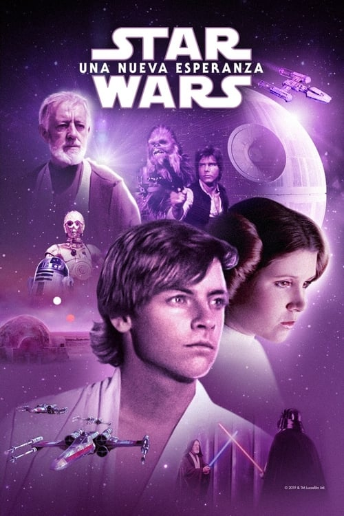 Star Wars: Episodio 4: Una nueva esperanza