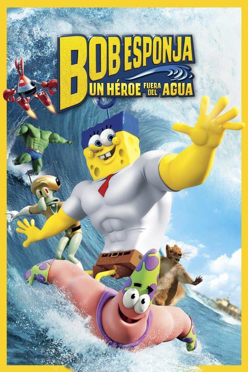 Bob Esponja: Un héroe fuera del agua