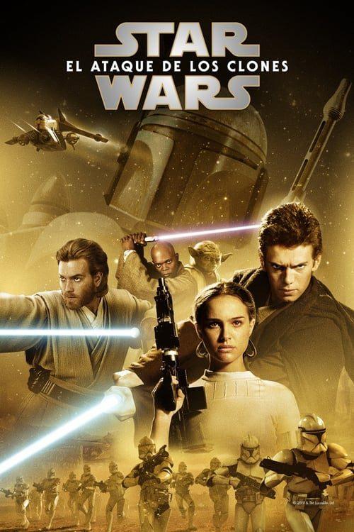 Star Wars: Episodio 2: El ataque de los clones