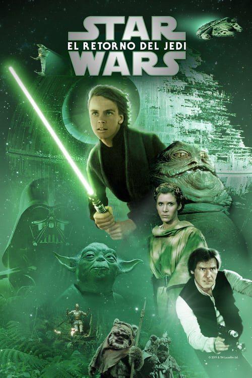 Star Wars: Episodio 6: El regreso del Jedi