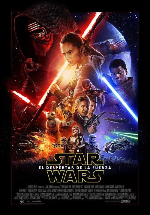 Star Wars: Episodio 7: El despertar de la Fuerza