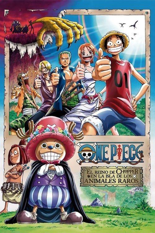 One Piece: La isla de los extraños monstruos – El reino de Chopper
