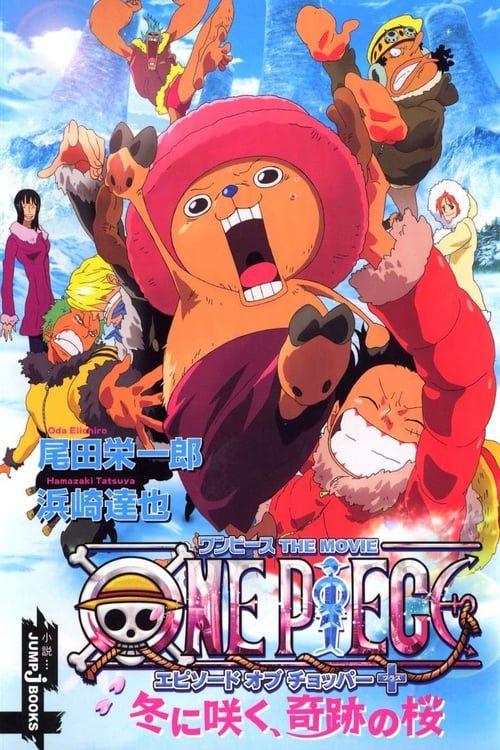 One Piece: La saga de Chopper – Florece el invierno, el milagro de los cerezos