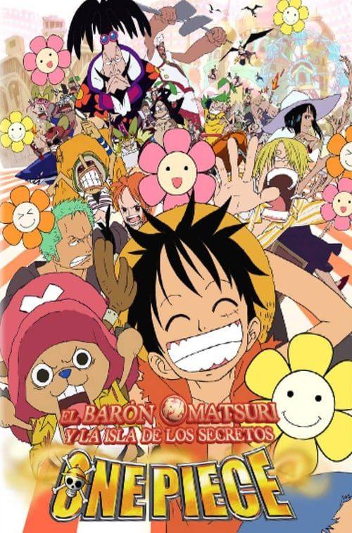 One Piece: Barón Omatsuri y la Isla Secreta