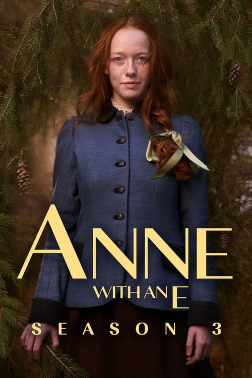 Anne with an E Temporada 3