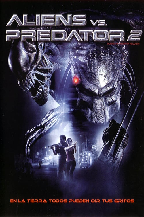 Aliens vs. Depredador 2
