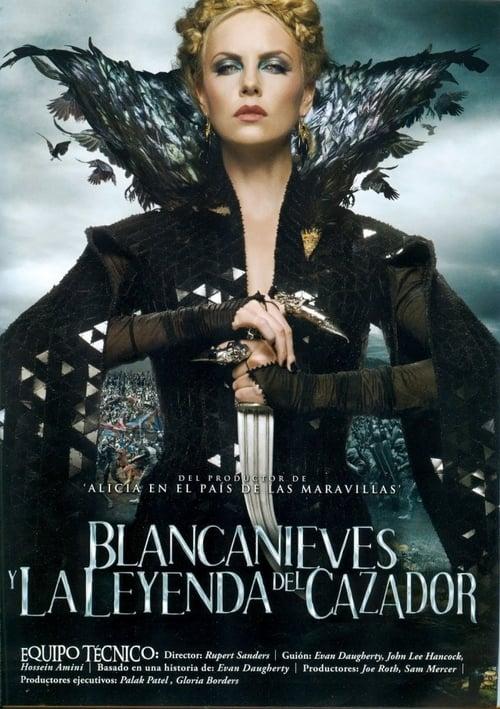 Blanca Nieves y la leyenda del cazador