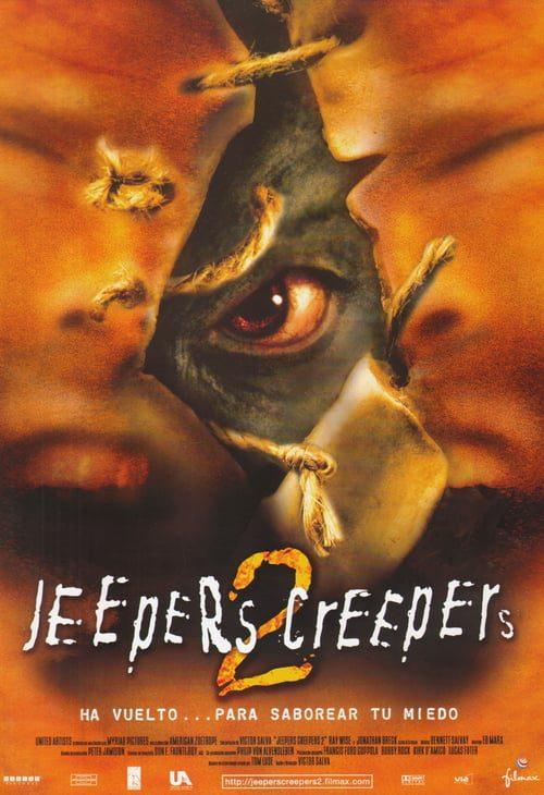Jeepers Creepers: El demonio 2