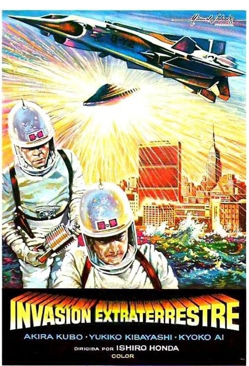 Godzilla: Invasión extraterrestre