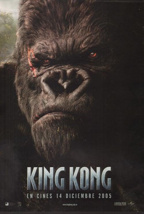 King Kong (2005) Versión Extendida