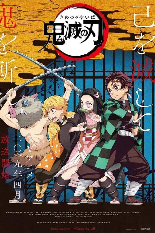 Kimetsu no Yaiba Temporada 1