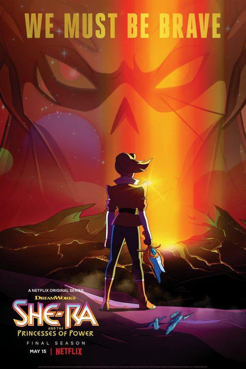 She-Ra y las princesas del poder: Temporada 5