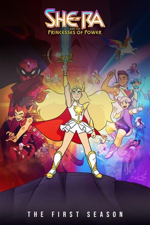 She-Ra y las princesas del poder: Temporada 1