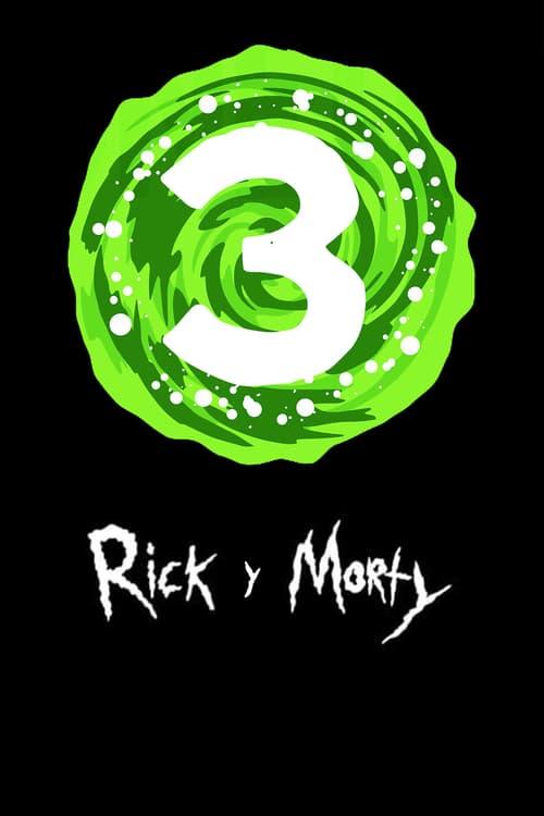 Rick y Morty Temporada 3