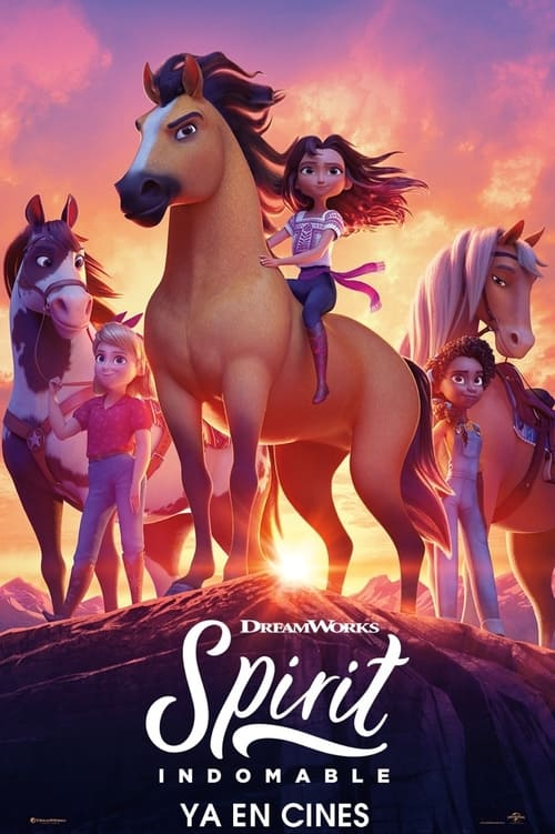 Spirit: El Indomable
