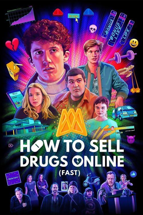 Cómo vender drogas Online (Rápido) Temporada 1