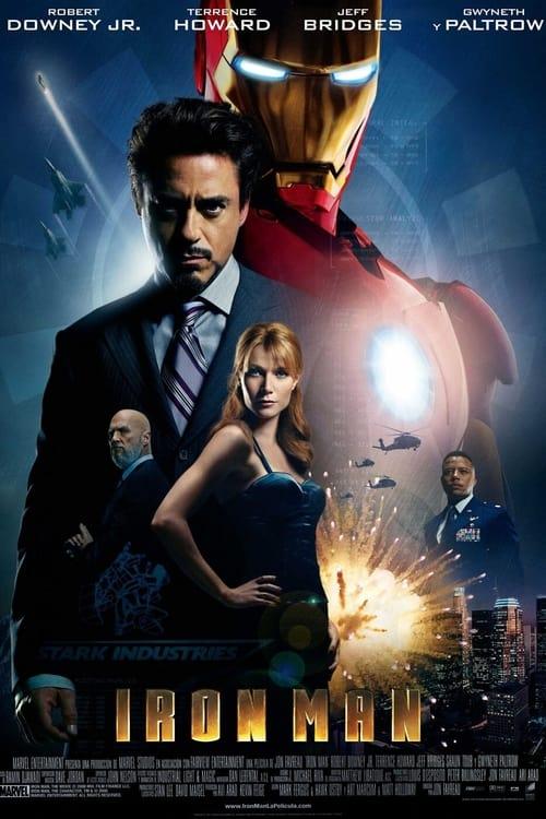 Iron man – El hombre de hierro