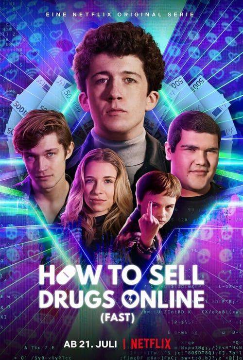Cómo vender drogas Online (Rápido) Temporada 3