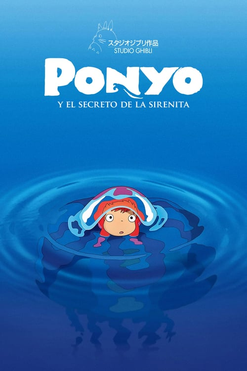 Ponyo Y El secreto de la sirenita