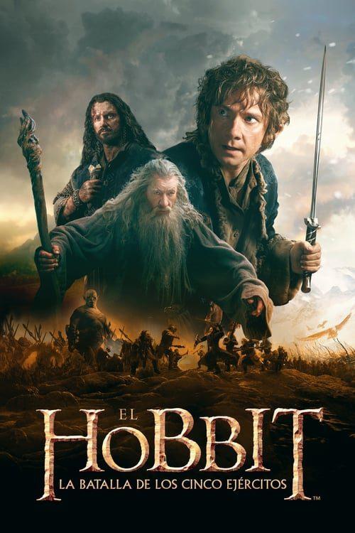 El Hobbit: La batalla de los cinco ejércitos (Version Extendida)