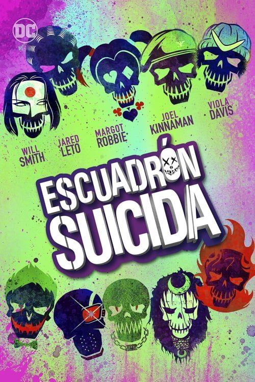 Escuadrón Suicida [Version Extendida]