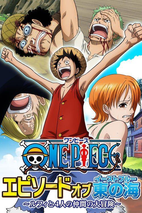 One Piece Temporada 1