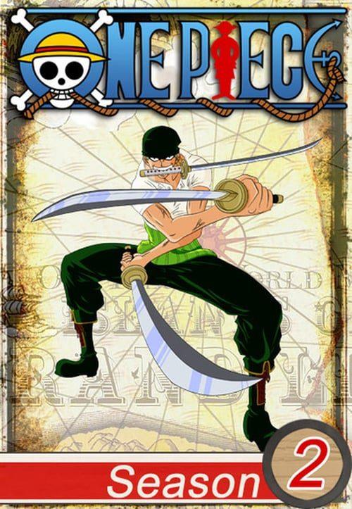 One Piece Temporada 2