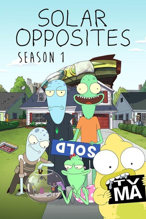 Solar Opposites Temporada 1