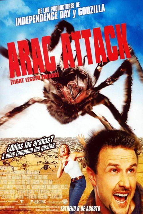El ataque de las arañas