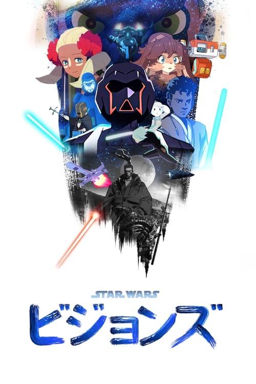Star Wars: Visions Temporada 1