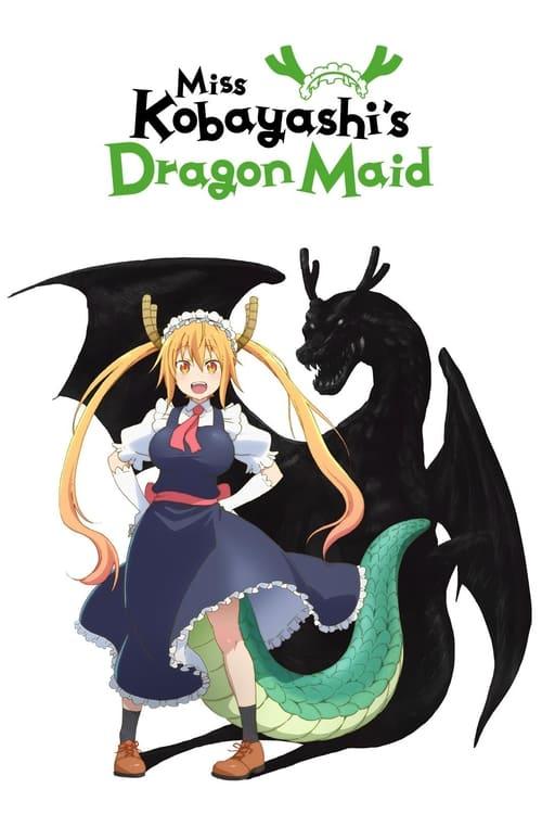 Kobayashi san Chi no Maid Dragon Temporada 1