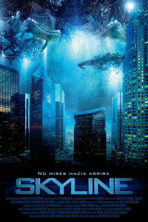 Skyline: La invasión
