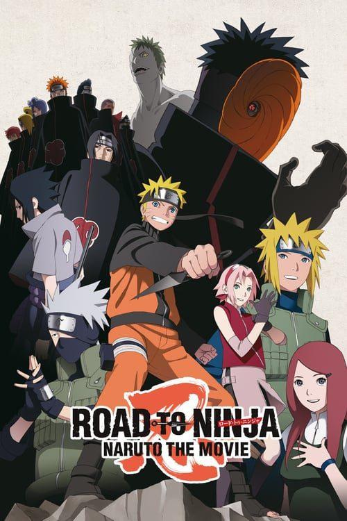 Naruto Shippuden 6: Road to Ninja