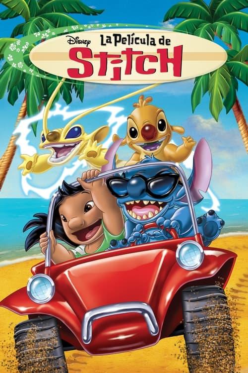 La pelicula de Stitch