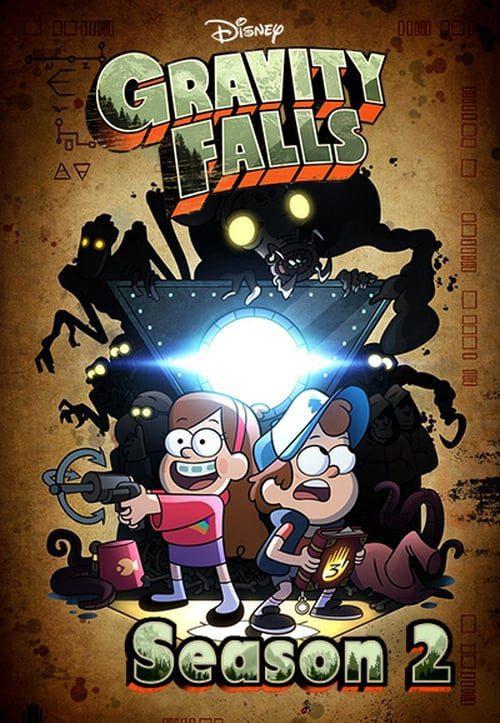 Gravity Falls Temporada 2