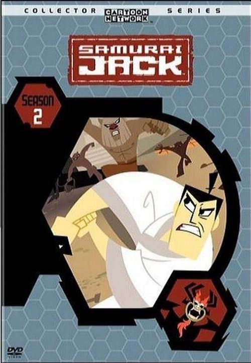 Samurai Jack Temporada 2