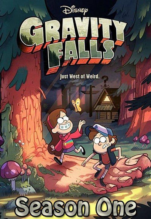 Gravity Falls Temporada 1