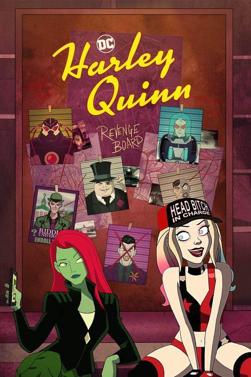 Harley Quinn Temproada 1